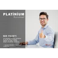 PLATİNİUM Kurumsal backlink seo paketi