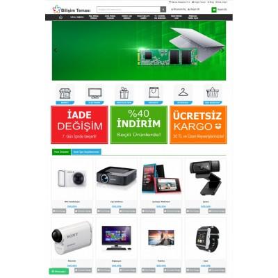 Bilişim ve Elektronik Ürün Sitesi