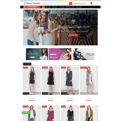 Moda Giyim Sitesi