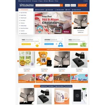 Hediyelik Eşya Satış Sitesi