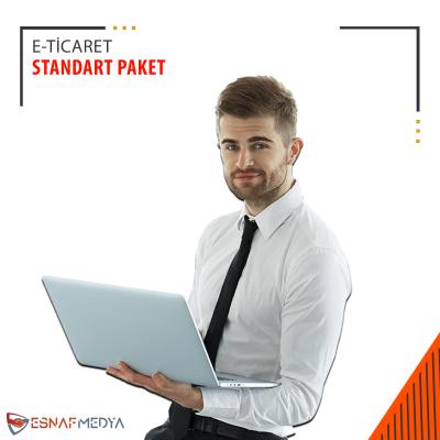 E-TİCARET STANDART PAKET