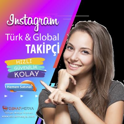 Türk & Global Takipçi