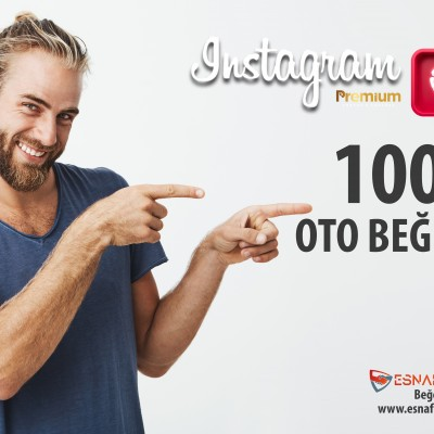 İnstagram 1000 TÜRK Oto Beğeni Paketi ( 10 Paylaşım için )