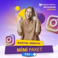 İnstagram Sosyal Medya Yönetimi Mini Paket
