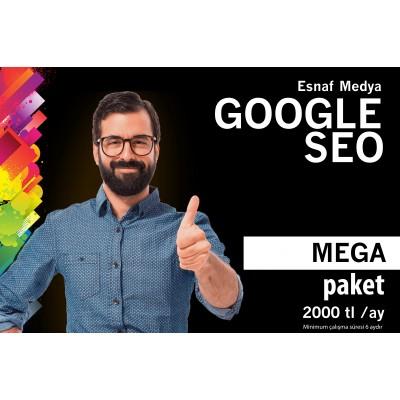 Google SEO MEGA Paket