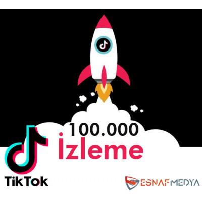 Tiktok 100.000 İzleme