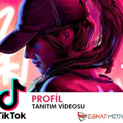 Tiktok Profil Tanıtım Videosu
