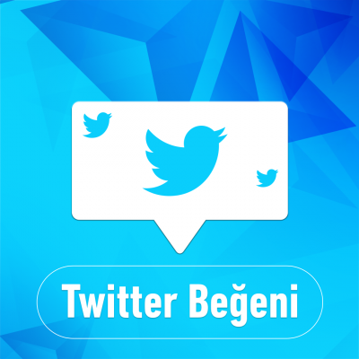 Twitter 250 Oto Beğeni Paketi