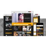 Premium Film & Dizi Sitesi